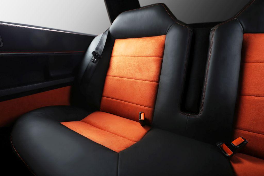 Audi B2 Coupe restomod by Carbon Motors image 16