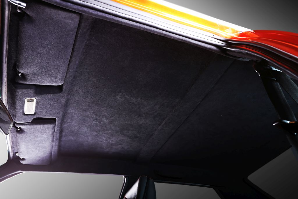 Audi B2 Coupe restomod by Carbon Motors image 19