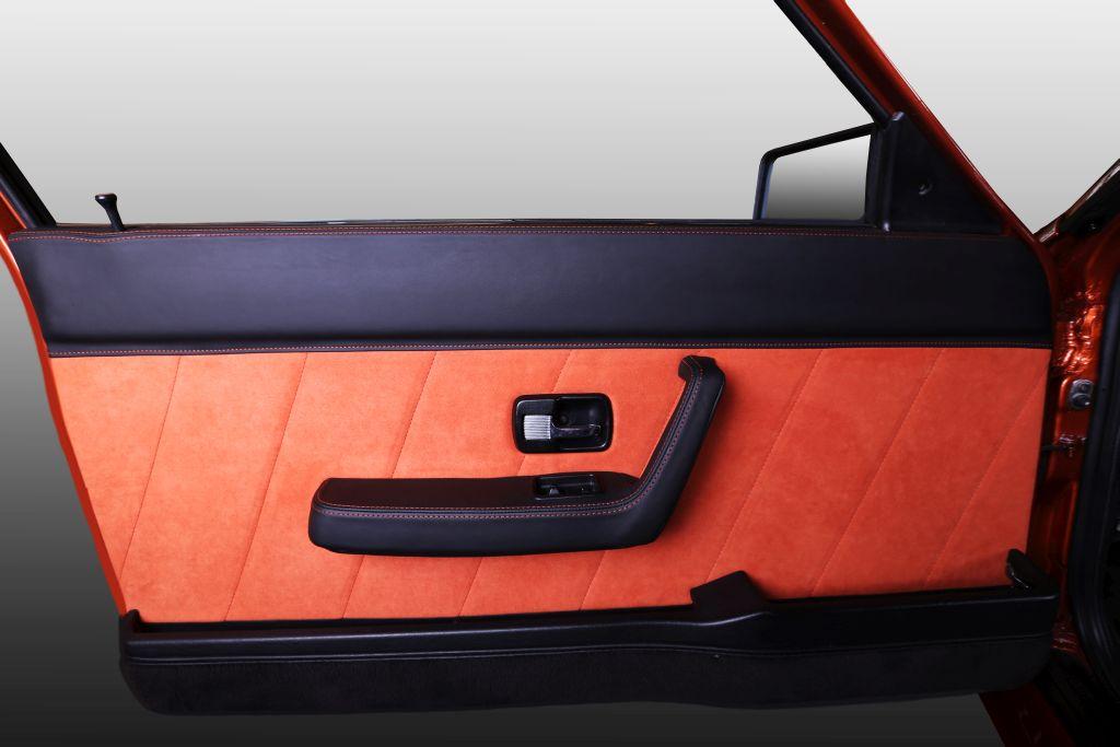 Audi B2 Coupe restomod by Carbon Motors image 20
