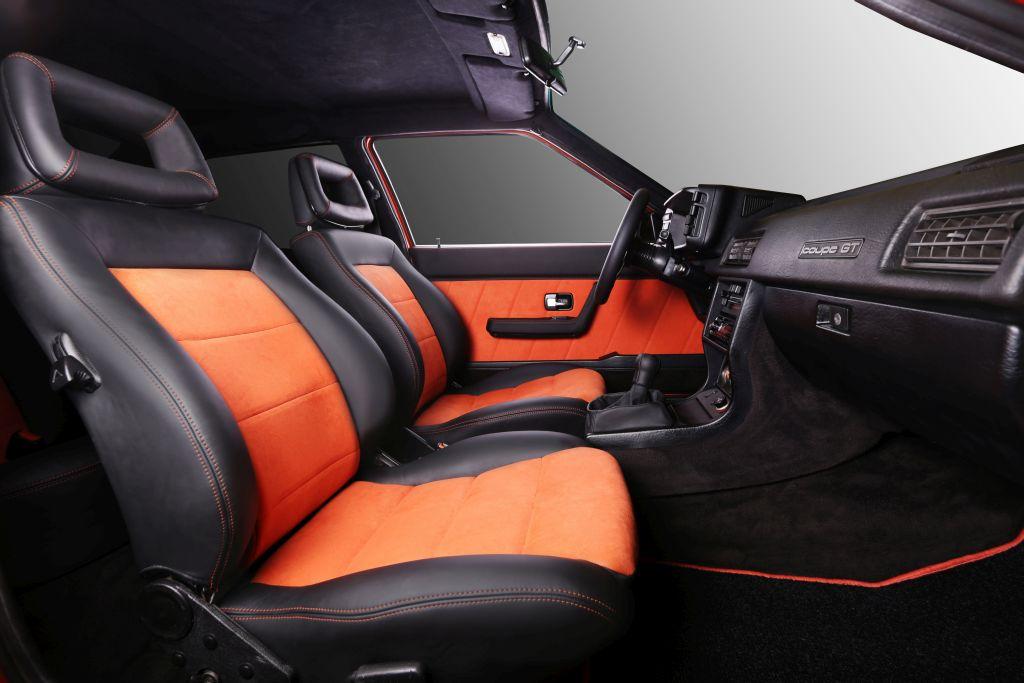 Audi B2 Coupe restomod by Carbon Motors image 21