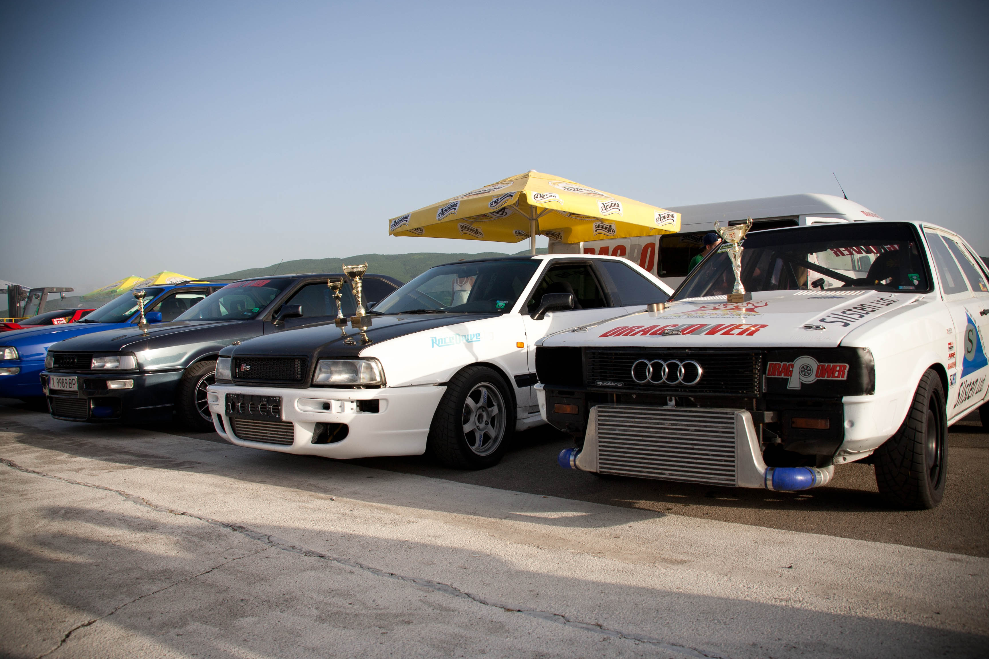 audi drag kosio racing 08