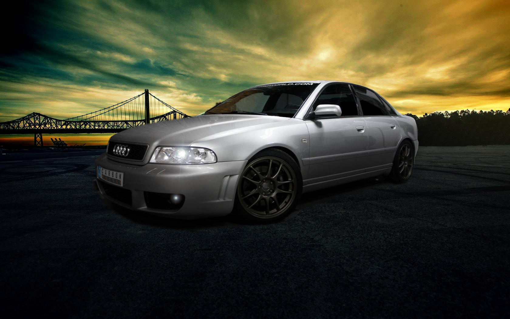 Audi rs4 b5 01