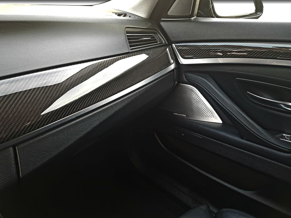 bmw f10 carbon trim 08